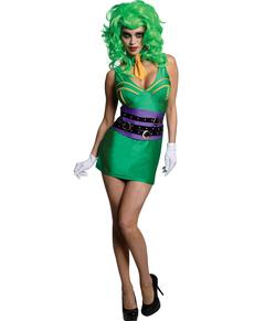 Fato de mulher Joker Batman