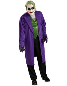 Fato de Joker adulto