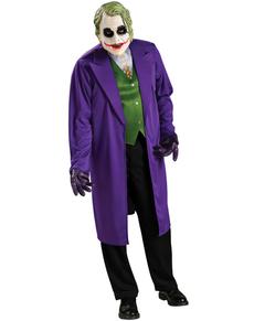 Fato do Joker de Batman para homem tamanho grande