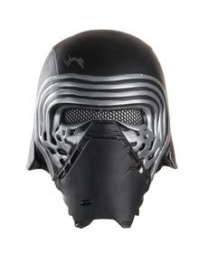 Máscara de Kylo Ren Star Wars Episódio VII para homem