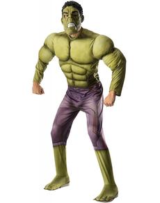 Fato de Hulkbuster do filme Os Vingadores: A Era de Ultron deluxe para adulto