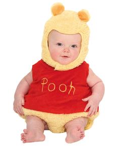 Fato de Winnie The Pooh com volume para bebé
