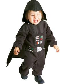 Fato de Darth Vader para bebé